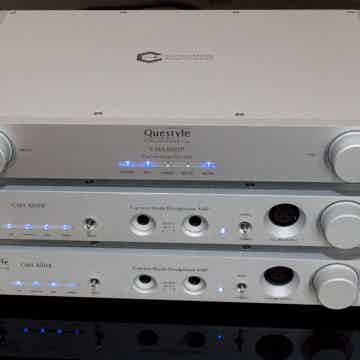 Questyle Reference Headphone Stack 2x CMA800R Monoamp, ...