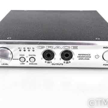 Grace Design Model 901 Headphone Amplifier / DAC
