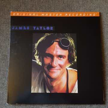 James Taylor  MFSL - Dad Loves His Work