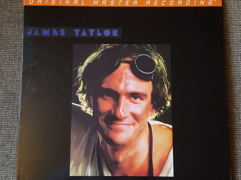 James Taylor  MFSL Limited Edition - Dad Loves His Work