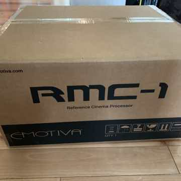 Emotiva RMC-1 Processor/preamp (new)