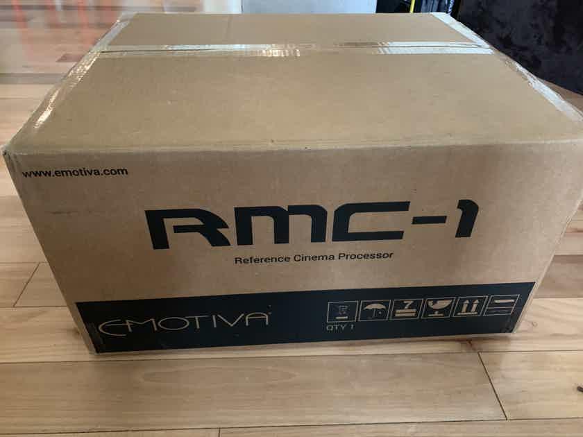 Emotiva RMC-1 Processor/preamp (new)