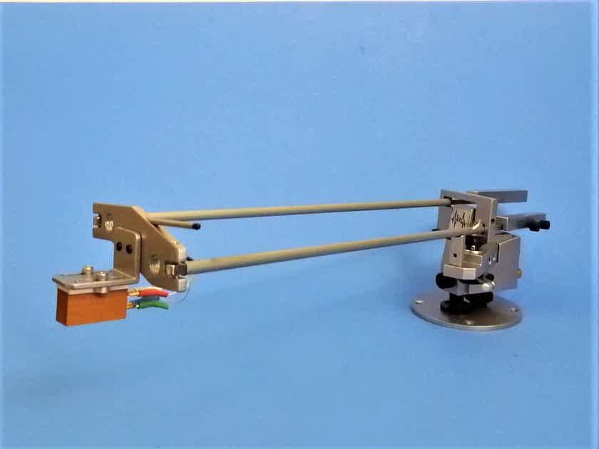 ViRa RT-3 radiant tangent tonearm NEW 12 inch silver