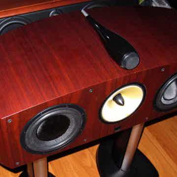 B&W (Bowers & Wilkins) HTM-2D center speaker