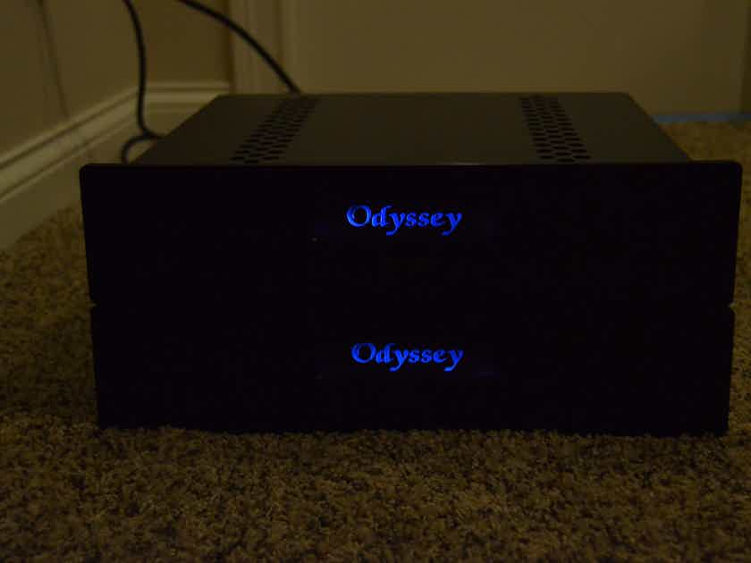 Odyssey Audio Kismet in Khartago Monoblocks UPGRADED