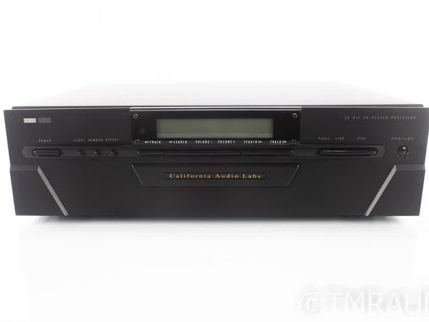 California Audio Labs CL-15 CD Player; HDCD; Remote (18780)