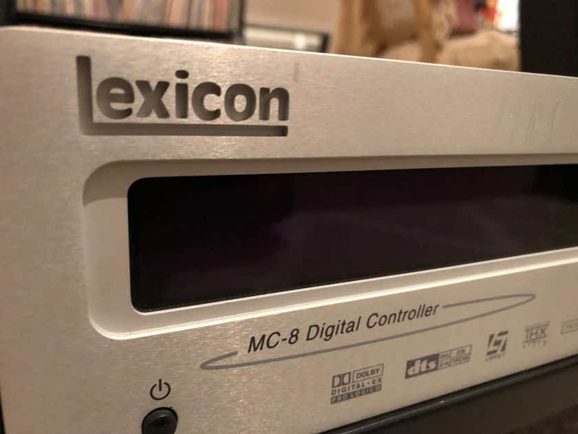 Lexicon MC-8 WOOF!!!