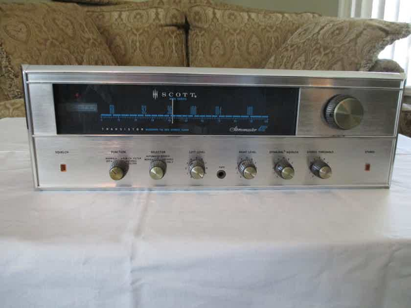 H.H. Scott 4312 reference tuner very rare collectors item
