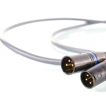 Transparent Audio Plus XLR Cables