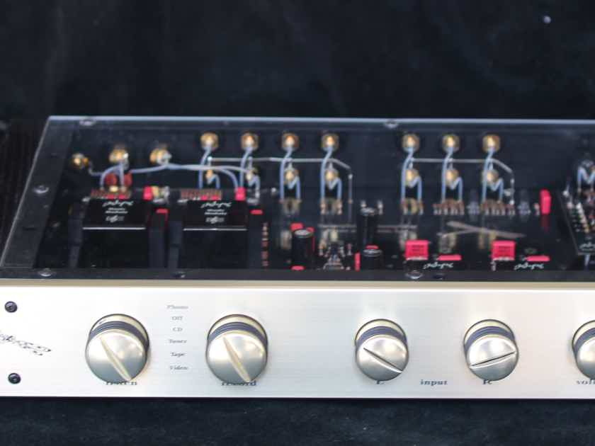 Klyne Audio Arts 7LX-3.5 Preamplifier w/ PHONO