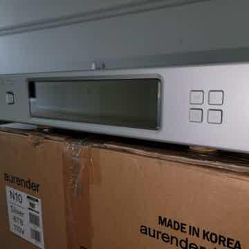Aurender N10 8TB SILVER.. **** Open box.. NEW!... prist...