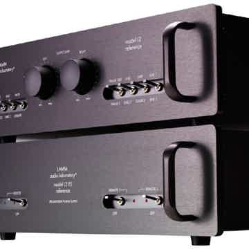 | L2.1 and LL1.1 Reference Linestage Preamps