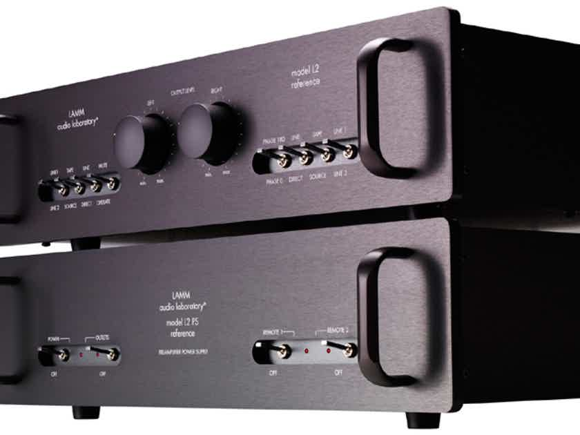 Lamm Industries -- L2.1 and LL1.1 Reference Linestage Preamps | Fly-in Installation and Setup  | There's Nothing Else Like Lamm!