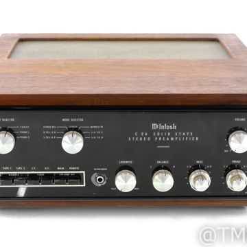C26 Vintage Stereo Preamplifier