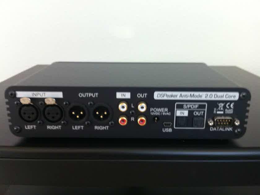 DSPeaker Anti-mode 2 0 Dual Core Processor DAC/Preamp