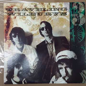 Traveling Wilburys - Vol. 3  NM+ ORIGINAL 1990 VINYL LP...