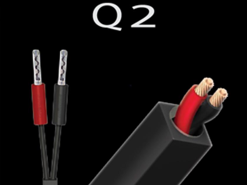 AudioQuest Q2 - Speaker Cable 10 ft.