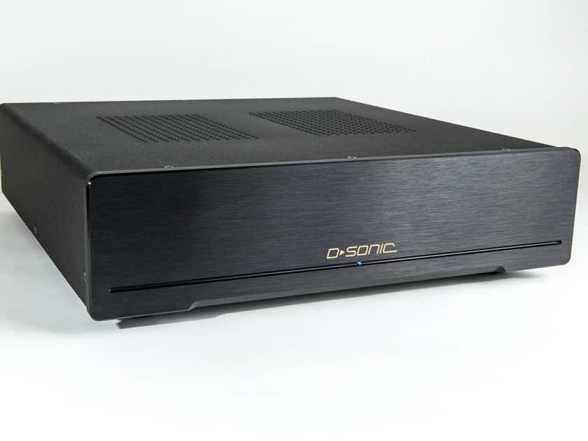 D-SONIC M3a-800S 2 x 400w/8 0hm Stereo Amplifier