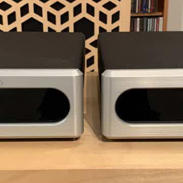 E.One REF600M monoblock amps