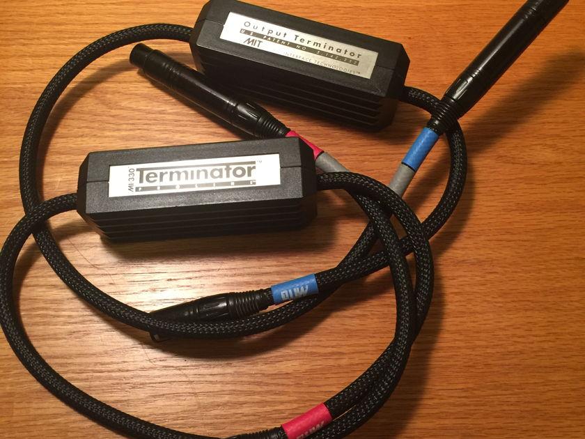 MIT Cables MI-330 Proline 1m XLR