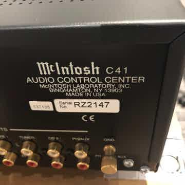 McIntosh C-41