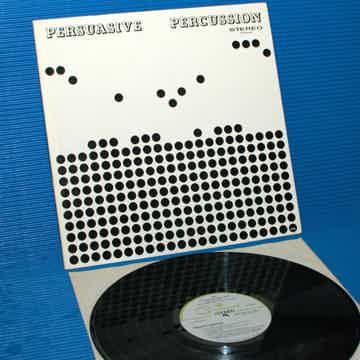 """ENOCH LIGHT  - """"Persuasive Percussion"""" -  Command Recor..."""