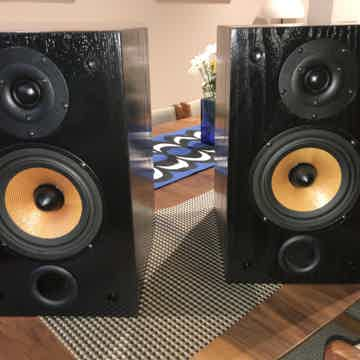 Joseph Audio RM-7si Monitor Speakers - Black