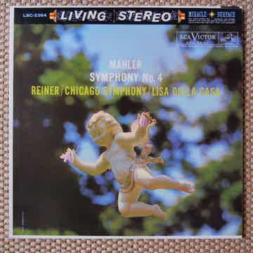 Mahler - Symphony No. 4 RCA Living Stereo LSC-2364 Shad...