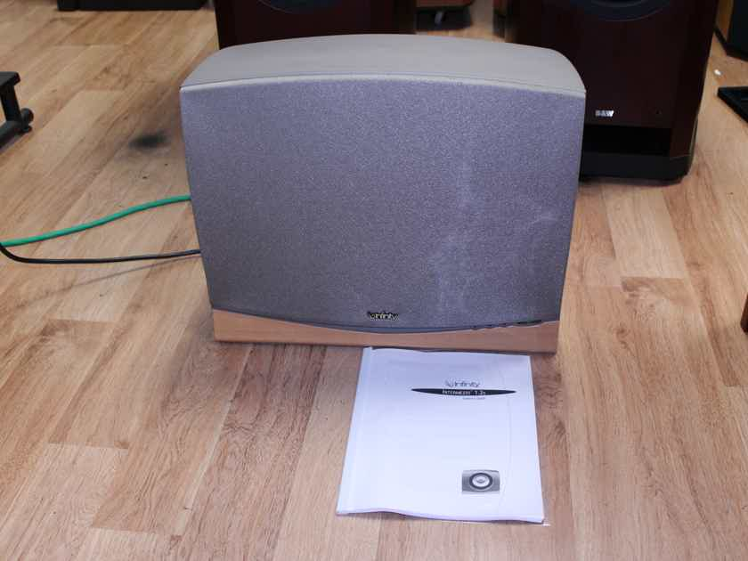 Infinity Intermezzo 1.2s Subwoofer w/ All Accessories / Using it Passively now