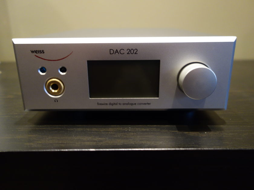 Weiss Engineering DAC202 DAC with Firewire