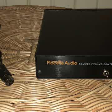 Placette Audio passive custom 6 channel,