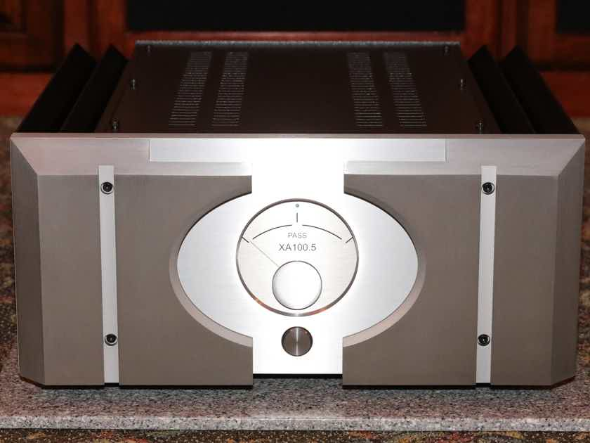 Pass Labs XA-100.5