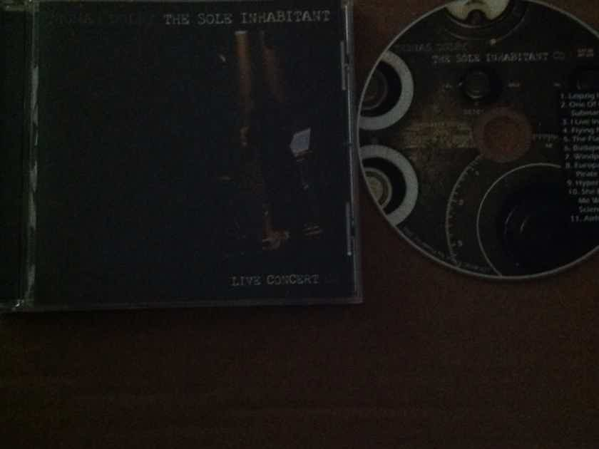 Thomas Dolby - The Sole Inhabitant Lost Toy People Records Compact Disc