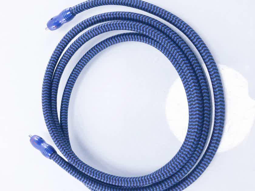 AudioQuest Diamondback RCA Cable; Single 2m Interconnect (10698)