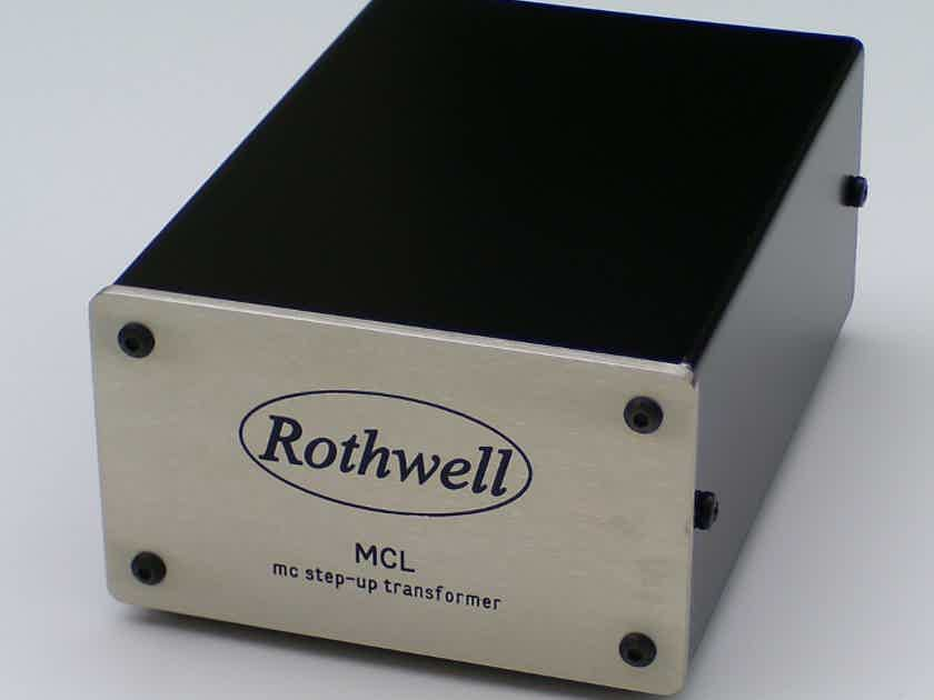 Rothwell MCL Moving Coil Transformer