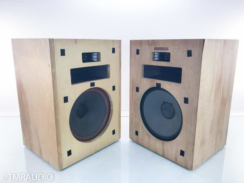 Klipsch Heresy Vintage Speakers Raw Birch Pair; HD-BR (16208)