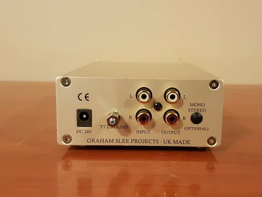 Graham Slee Elevator EXP Moving Coil Step-up Preamplifier ...