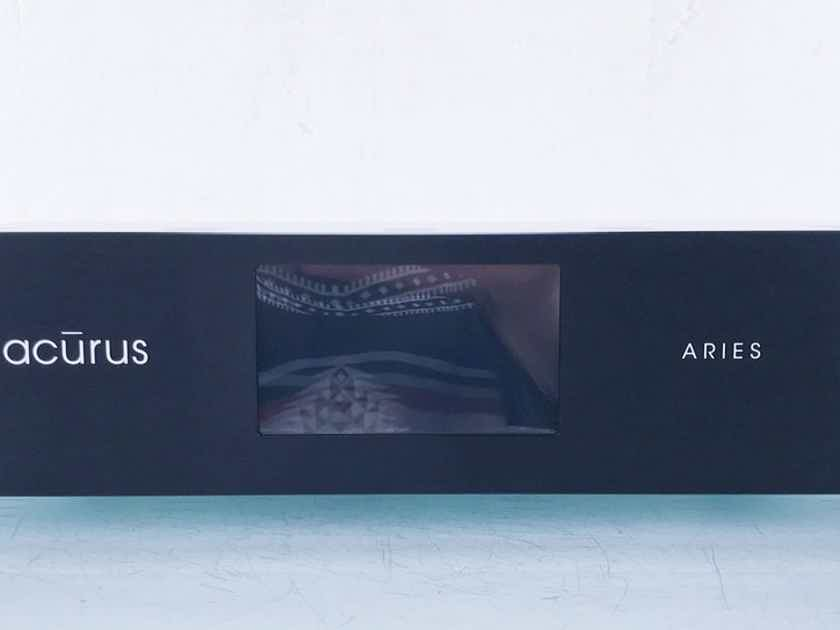 Acurus Aries 2.1 Channel Integrated Amplifier; Remote (15050)