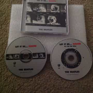 The Beatles - Let It Be...Naked 2 Compact Disc  Set App...