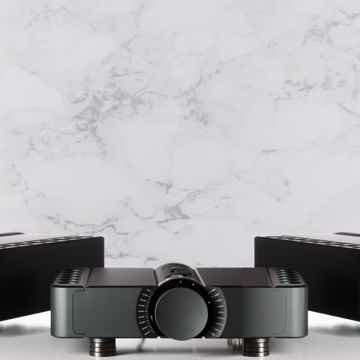 Aavik Acoustics C-300 Pre / M-300 mono block amplifiers