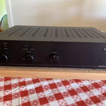 Fet Valve CF Preamplifier and Fet Valve 400R power amplifier