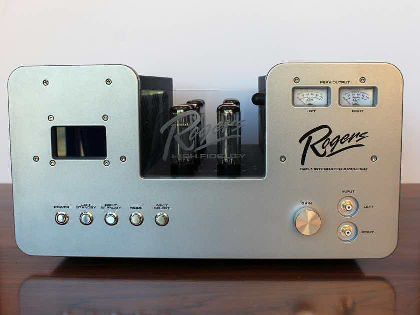 Rogers High Fidelity 34S-1 Integrated Amplifier, Store Demo