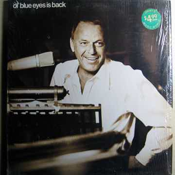 Frank Sinatra  - Ol' Blue Eyes Is Back - Original 1st p...