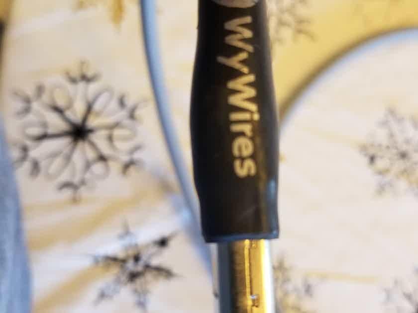 WyWires Silver USB