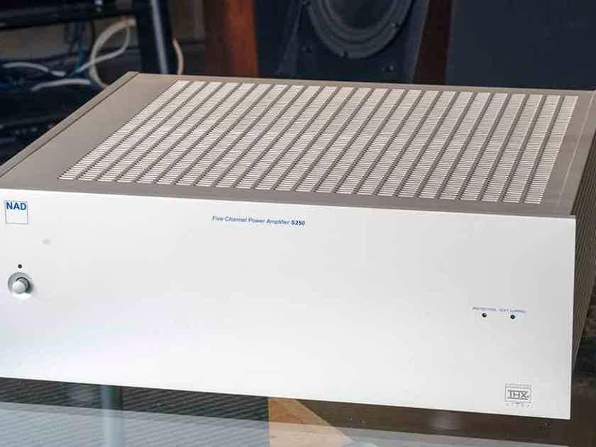 NAD S 250 5 channel power amplifier