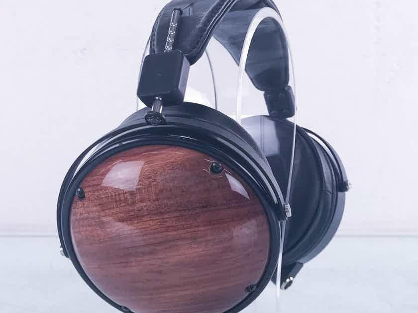 Audeze LCD-XC Closed Back Planar Magnetic Headphones Bubinga Wood (1/2) (13789)