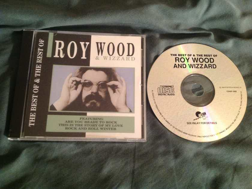 Roy Wood And Wizzard The Best And The Rest Of