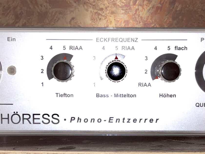 Thoress Phono Enhancer German made phonostage