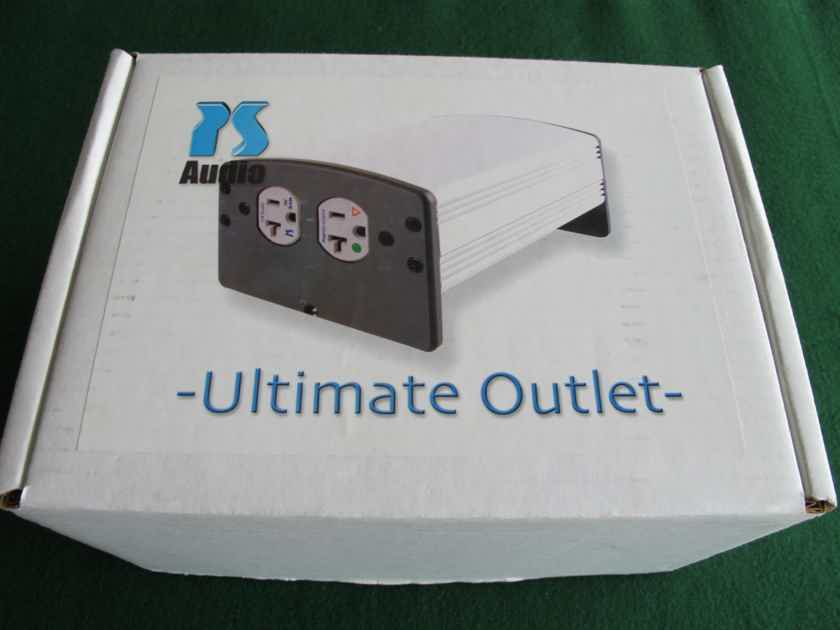 PS Audio Ultimate Outlet HC 20 Amp with 15 Amp IEC | AC Conditioners ...