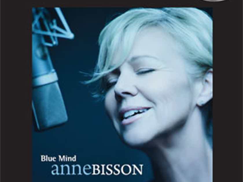 Anne Bisson  Blue Mind Numbered Limited Edition Japanese Import UHQCDHQCD
